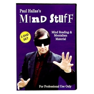 Mind Stuff DVD(Paul Hallas)