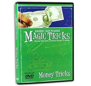 Money Magic Tricks(지폐마술DVD)
