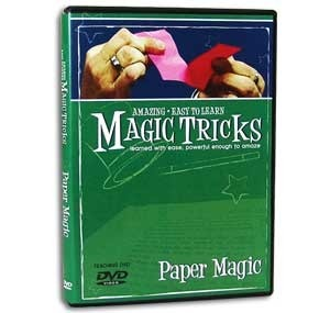 Paper Magic Tricks(DVD)